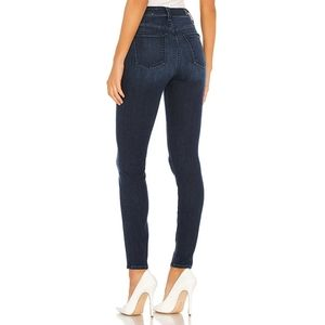 30 7 For All Mankind The High Waist Skinny Jeans
